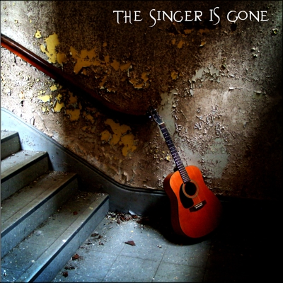 The Singer Is Gone Cover