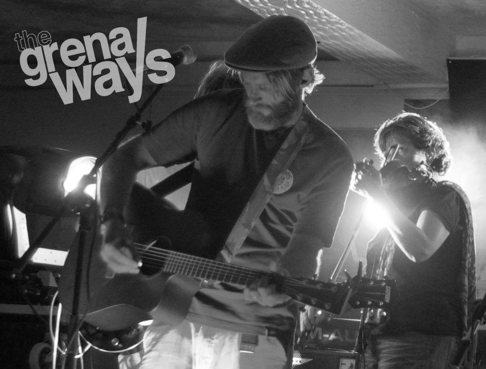 The Grenaways sign publishing deal with Alive Music Records …