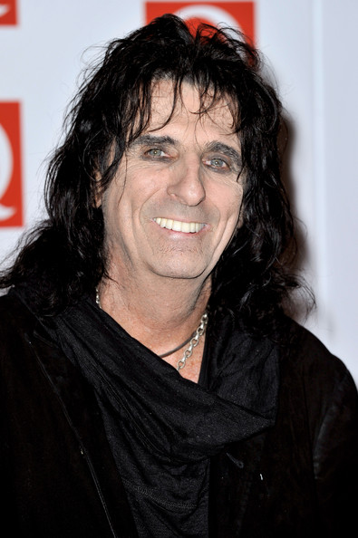 Alice Cooper: Young rock bands are 'boring'