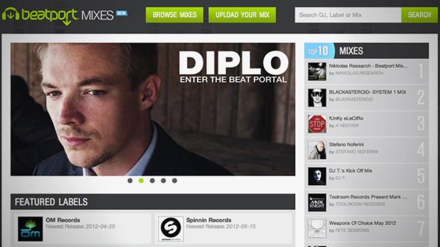Beatport Launches Mixes: Sell Your DJ Mixes Legitimately