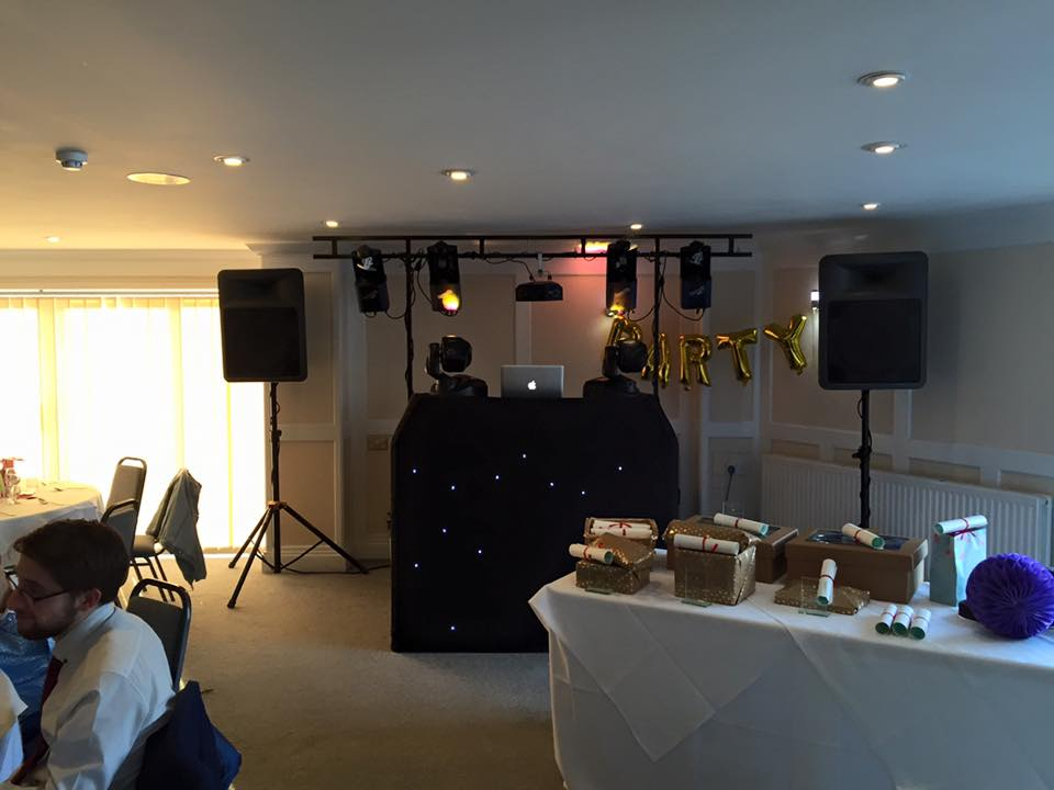 Need to book a mobile DJ in Devon?